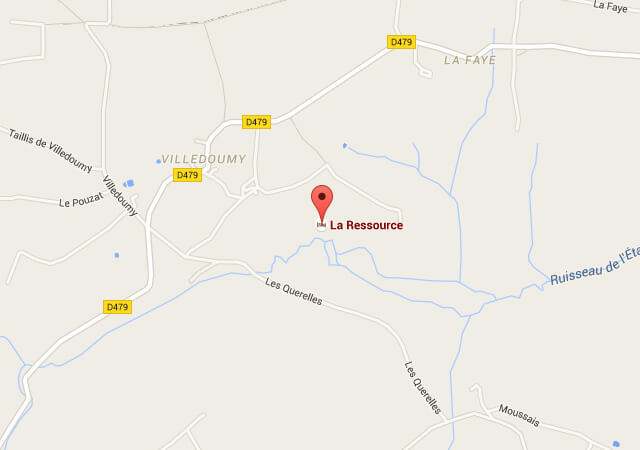 Google Maps | La Ressource